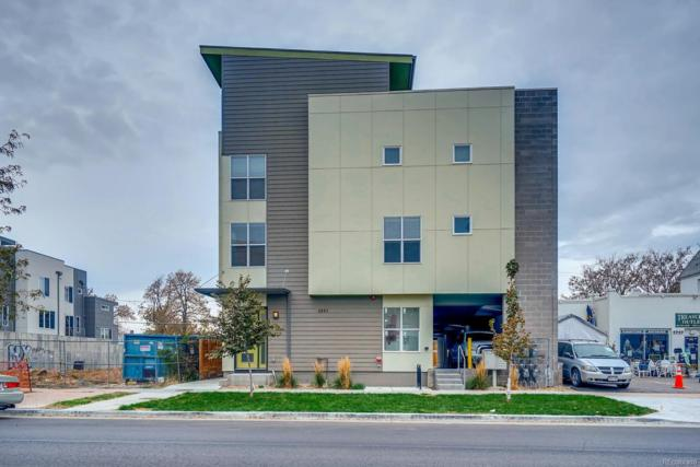 4943 Lowell Boulevard #6, Denver, CO 80221 (#8390118) :: HomePopper