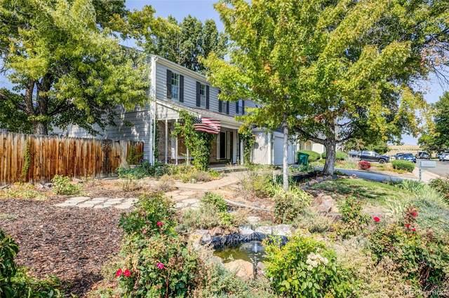 4393 S Taft Street, Morrison, CO 80465 (#8390157) :: milehimodern