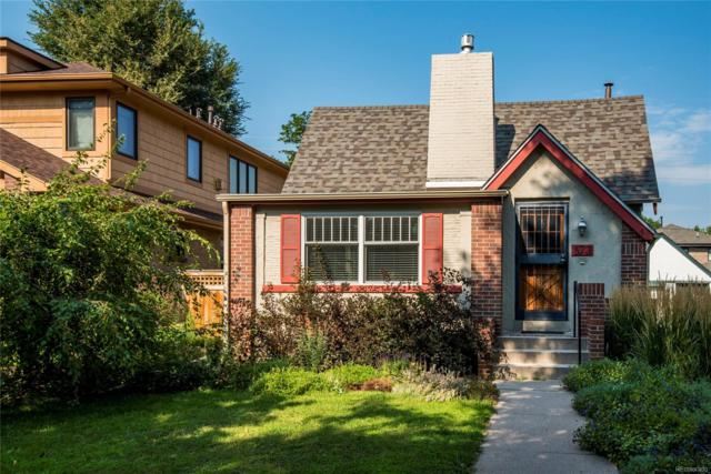 673 S Vine Street, Denver, CO 80209 (#8390192) :: Wisdom Real Estate