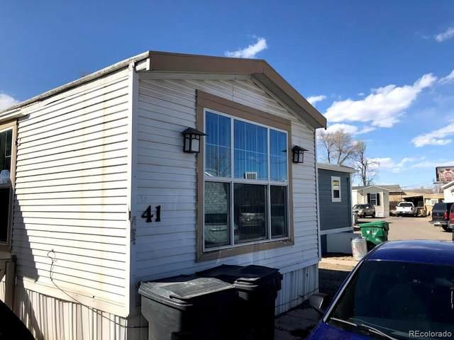 7701 Brighton Boulevard, Commerce City, CO 80022 (MLS #8390253) :: 8z Real Estate