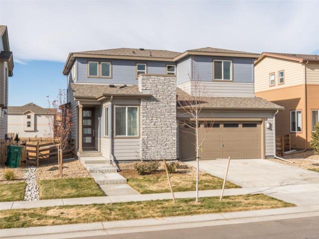 11117 Rifle Street, Commerce City, CO 80022 (#8390379) :: The Peak Properties Group