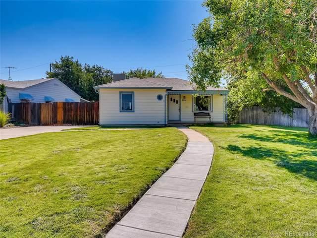 2701 S Hazel Court, Denver, CO 80236 (#8390770) :: Bring Home Denver with Keller Williams Downtown Realty LLC