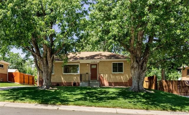 2387 S Zenobia Street, Denver, CO 80219 (#8390896) :: Wisdom Real Estate