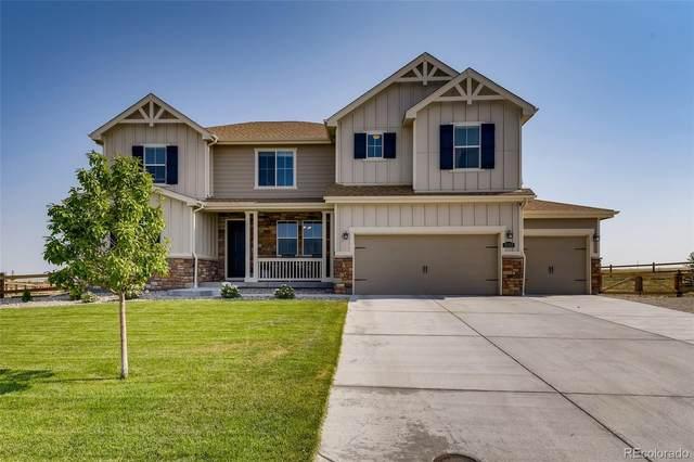 5753 Eldorado Circle, Elizabeth, CO 80107 (#8391184) :: Symbio Denver