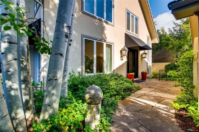 235 S High Street, Denver, CO 80209 (#8391197) :: Wisdom Real Estate