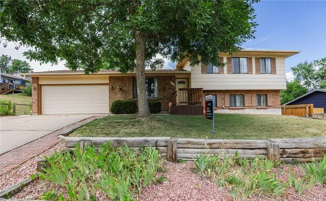 11841 W Dumbarton Drive, Morrison, CO 80465 (#8391291) :: The DeGrood Team