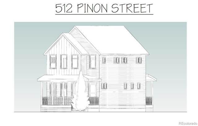 512 Pinon Street, Buena Vista, CO 81211 (#8391479) :: Finch & Gable Real Estate Co.