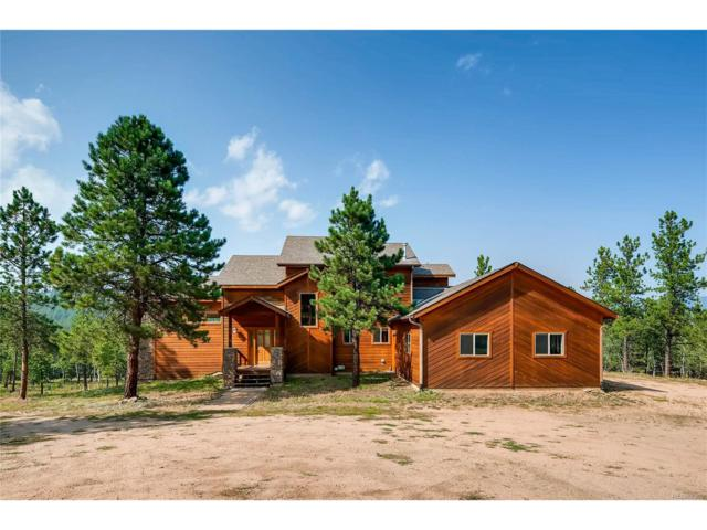 453 Desparado Road, Bailey, CO 80421 (MLS #8391492) :: 8z Real Estate