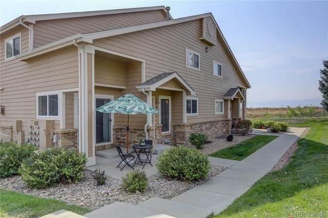 1601 Great Western Drive C6, Longmont, CO 80501 (#8391858) :: Bring Home Denver with Keller Williams Downtown Realty LLC