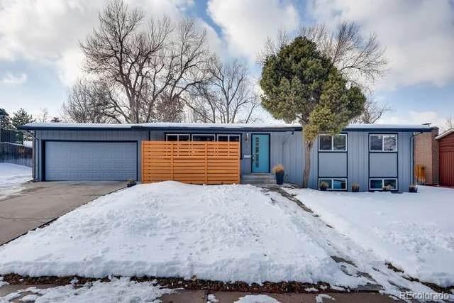 6877 S Bannock Street, Littleton, CO 80120 (MLS #8392422) :: 8z Real Estate