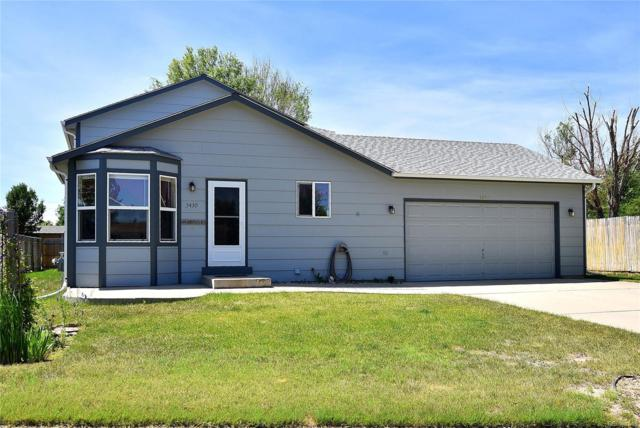 3430 W 2nd Street, Greeley, CO 80631 (#8392569) :: The Tamborra Team