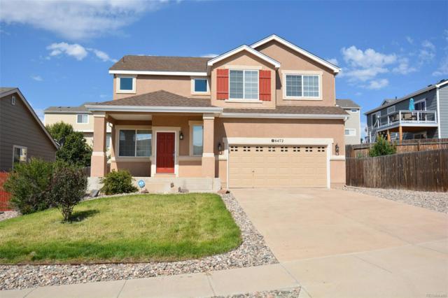 6472 Alibi Circle, Colorado Springs, CO 80923 (#8392593) :: The Healey Group