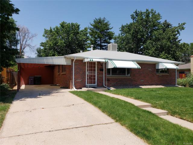 2557 S Stuart Street, Denver, CO 80219 (#8393086) :: Structure CO Group