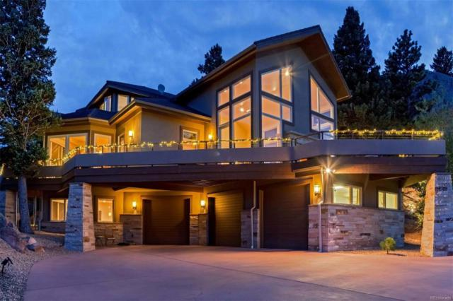 9051 Eastridge Road, Golden, CO 80403 (MLS #8393177) :: 8z Real Estate