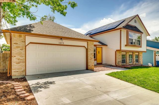 1673 S Espana Way, Aurora, CO 80017 (#8393322) :: The Heyl Group at Keller Williams