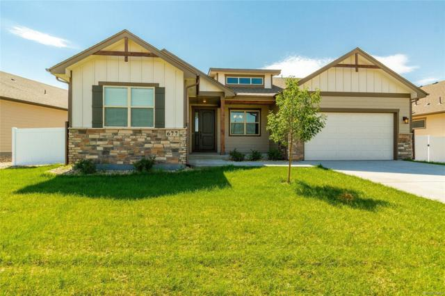 677 Sundance Drive, Windsor, CO 80550 (#8393340) :: Bring Home Denver