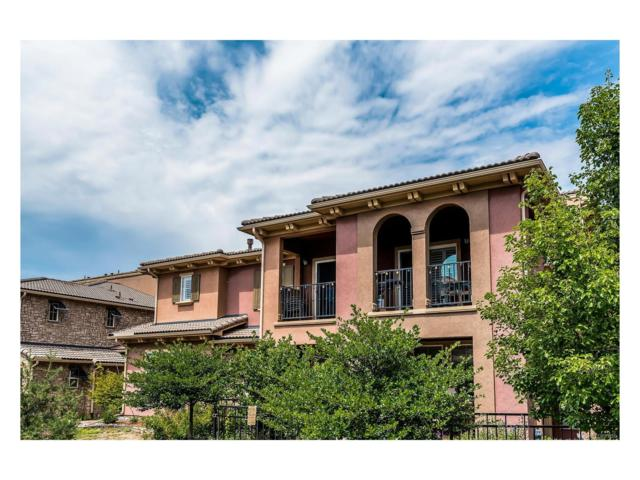 3311 Cascina Circle B, Highlands Ranch, CO 80126 (MLS #8393583) :: 8z Real Estate