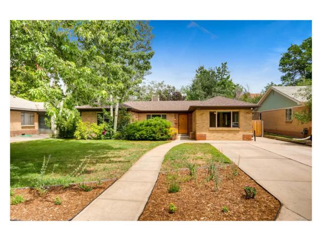 3710 Marshall Street, Wheat Ridge, CO 80033 (#8393694) :: Ford and Associates