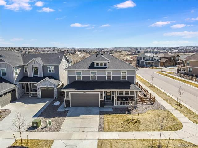 10880 Endeavor Drive, Parker, CO 80134 (#8394405) :: Bring Home Denver with Keller Williams Downtown Realty LLC