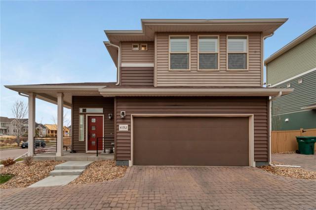4192 Elegant Street, Castle Rock, CO 80109 (#8395348) :: Bring Home Denver
