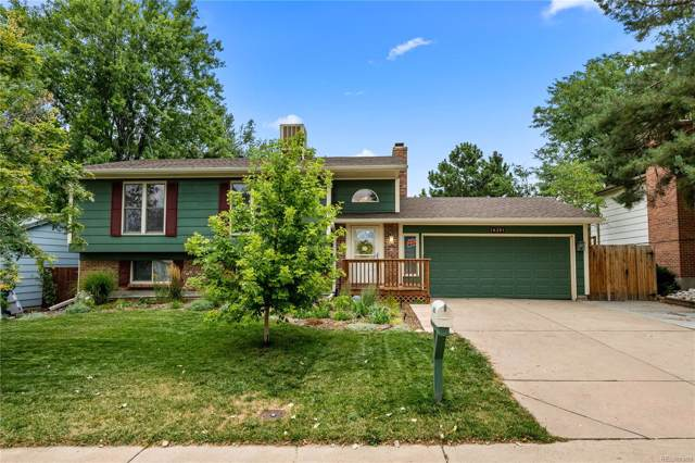 16351 E Idaho Place, Aurora, CO 80017 (#8395831) :: James Crocker Team