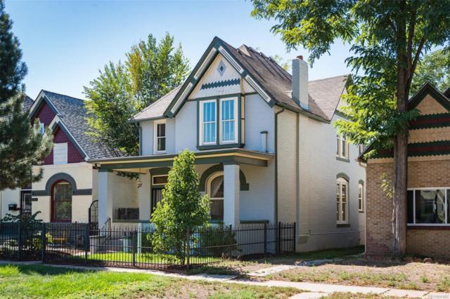 2211 N Marion Street, Denver, CO 80205 (MLS #8395845) :: Kittle Real Estate