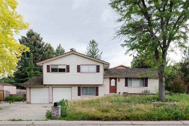 7271 S Sheridan Court, Littleton, CO 80128 (#8396200) :: Harling Real Estate