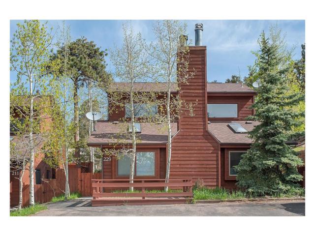 229 E Lake Avenue, Woodland Park, CO 80863 (MLS #8396252) :: 8z Real Estate