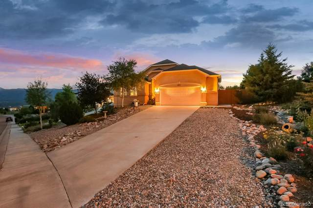 462 Saber Creek Drive, Monument, CO 80132 (#8396300) :: My Home Team