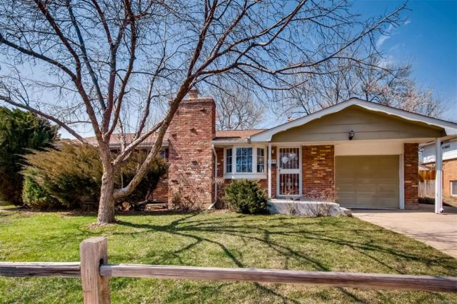 2885 S Ingalls Way, Denver, CO 80227 (#8396493) :: My Home Team