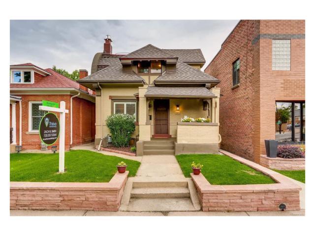 381 N Corona Street, Denver, CO 80218 (MLS #8397017) :: 8z Real Estate