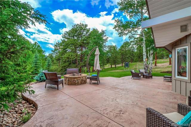 2831 Interlocken Drive, Evergreen, CO 80439 (MLS #8397219) :: 8z Real Estate