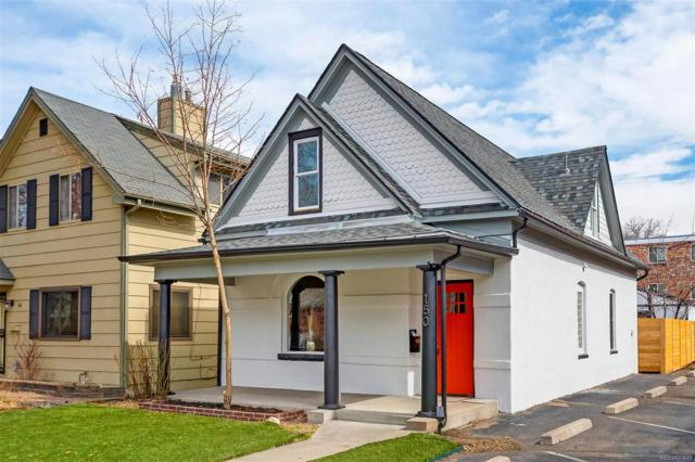 150 S Logan Street, Denver, CO 80209 (#8397268) :: The Heyl Group at Keller Williams