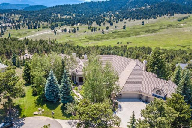 31135 Skokie Lane, Evergreen, CO 80439 (#8397309) :: The Peak Properties Group