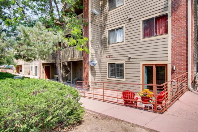 6380 Oak Street #104, Arvada, CO 80004 (#8397534) :: The Griffith Home Team