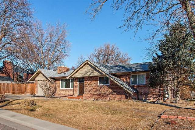 6709 W 66th Avenue, Arvada, CO 80003 (#8397679) :: The Harling Team @ HomeSmart