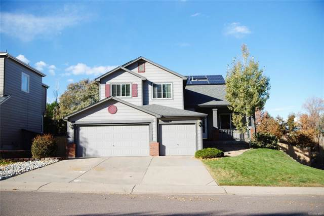 9465 Wolfe Court, Highlands Ranch, CO 80129 (#8398013) :: Keller Williams Action Realty LLC