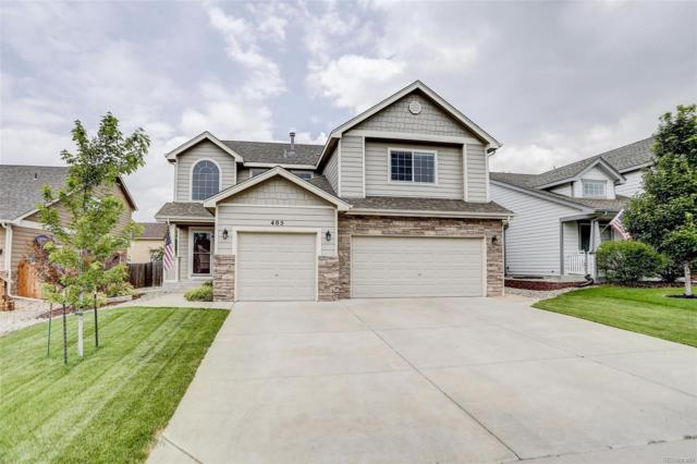 405 Moss Rock Way, Johnstown, CO 80534 (#8398331) :: Bring Home Denver