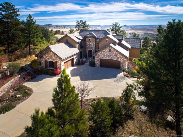 651 Ruby Trust Drive, Castle Rock, CO 80108 (#8398656) :: The HomeSmiths Team - Keller Williams