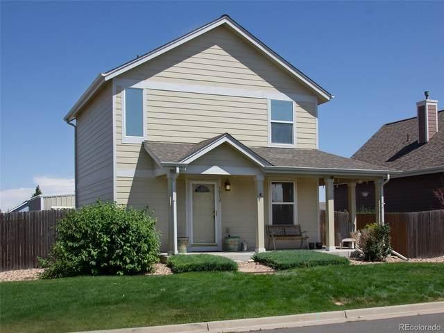 3012 Quarterland Street, Strasburg, CO 80136 (MLS #8398700) :: 8z Real Estate