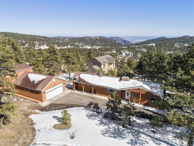 5901 Northwood Drive, Evergreen, CO 80439 (#8399193) :: Wisdom Real Estate