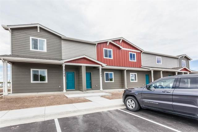 3702 Ronald Reagan Avenue, Wellington, CO 80549 (#8399215) :: The Brokerage Group