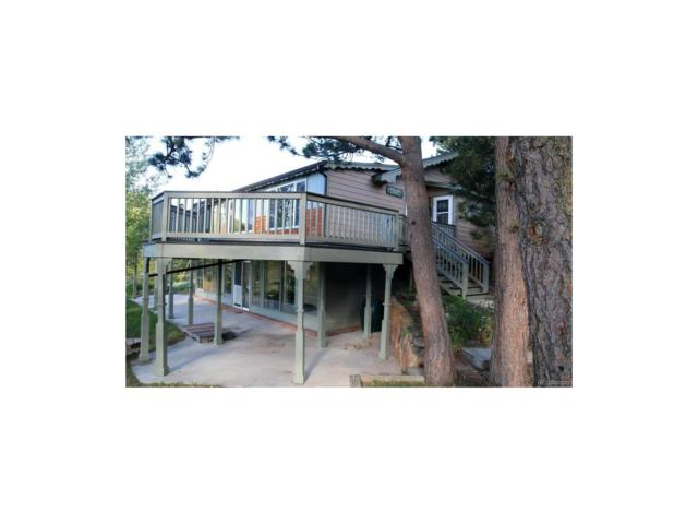 502 Taylor Road, Lyons, CO 80540 (MLS #8399406) :: 8z Real Estate
