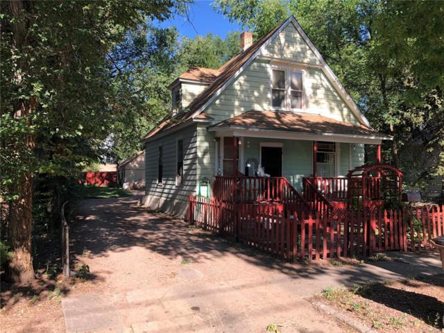 20 N Chestnut Street, Colorado Springs, CO 80905 (#8399452) :: James Crocker Team