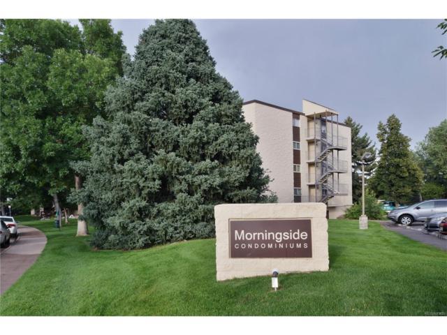 6930 E Girard Avenue #104, Denver, CO 80224 (MLS #8399515) :: 8z Real Estate
