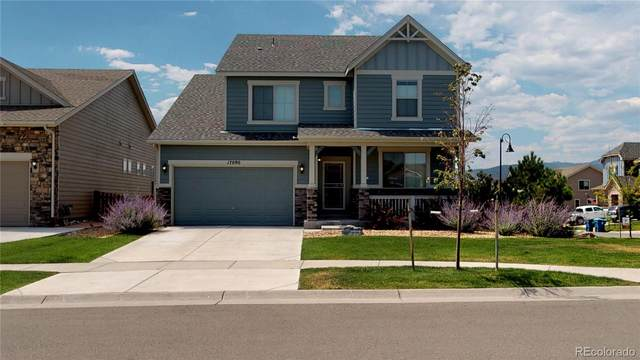 17090 W 86th Place, Arvada, CO 80007 (#8399529) :: The Heyl Group at Keller Williams