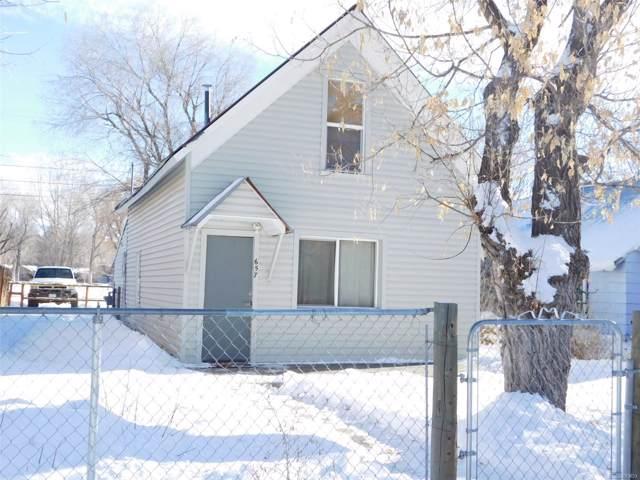 657 Rose Street, Craig, CO 81625 (#8400020) :: The HomeSmiths Team - Keller Williams