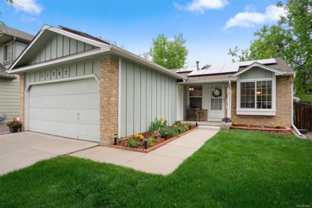 11387 W Maplewood Drive, Littleton, CO 80127 (#8400398) :: The HomeSmiths Team - Keller Williams