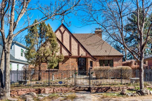 626 Dexter Street, Denver, CO 80220 (#8400866) :: Bring Home Denver