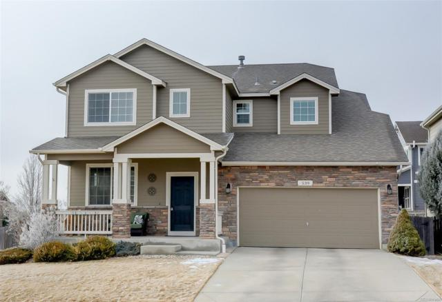 539 Peyton Drive, Fort Collins, CO 80525 (#8400972) :: The Dixon Group